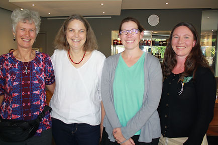 Women in fire science meeting_Fay Johnst