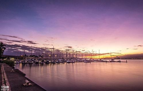 Dock Canvas