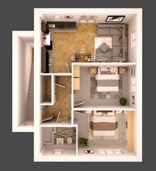 D - First Floor