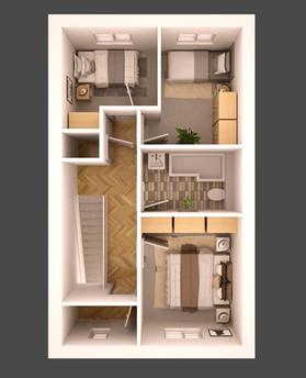 F - First Floor