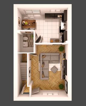 F - Ground Floor