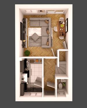 B - Ground Floor
