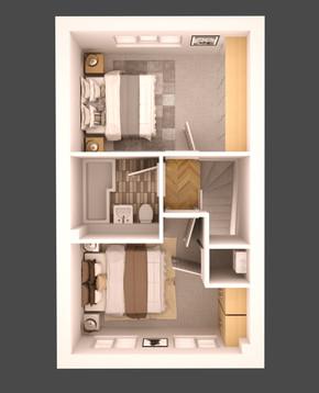 B - First Floor