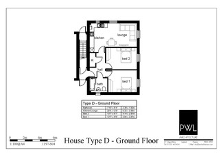 Plot 6 - floorplan