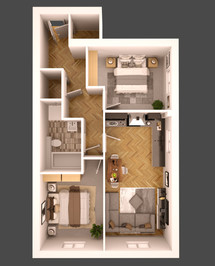 E - Ground floor