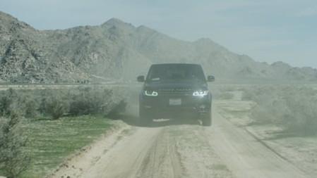 Ranger Rover Discovery