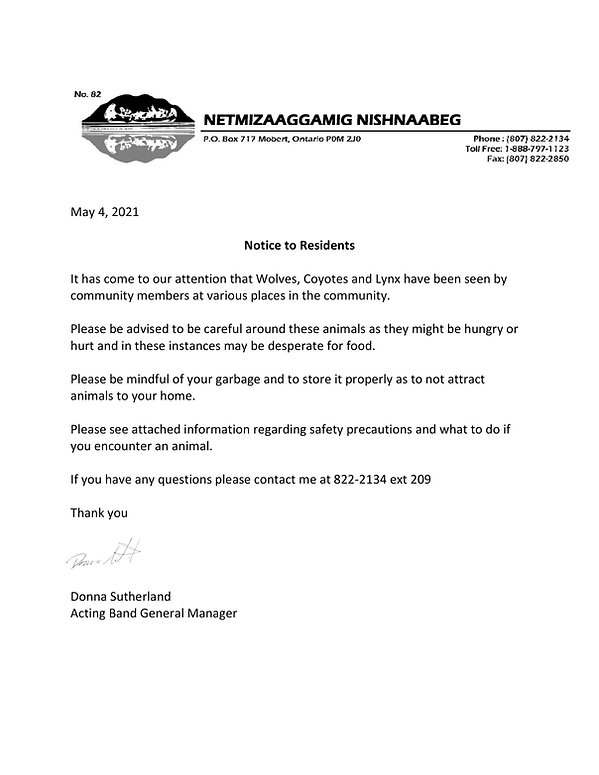 Notice to Community Wild Animals.pdf sig