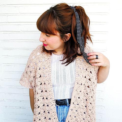 Ocean Tunic Crochet Pattern