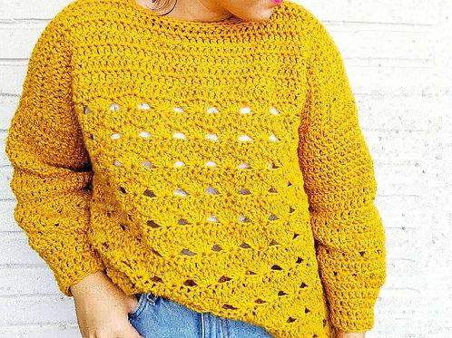 Autumn Ocean Sweater