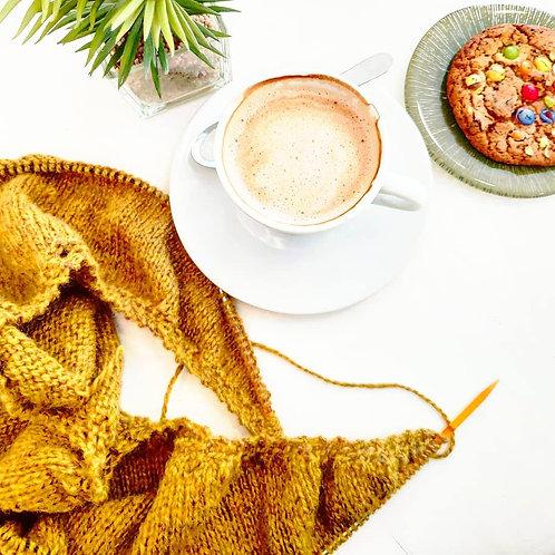 Acceso Café Deluxe + Donut