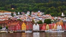 Bergen, Oslo, Porsgrunn, Regnskap