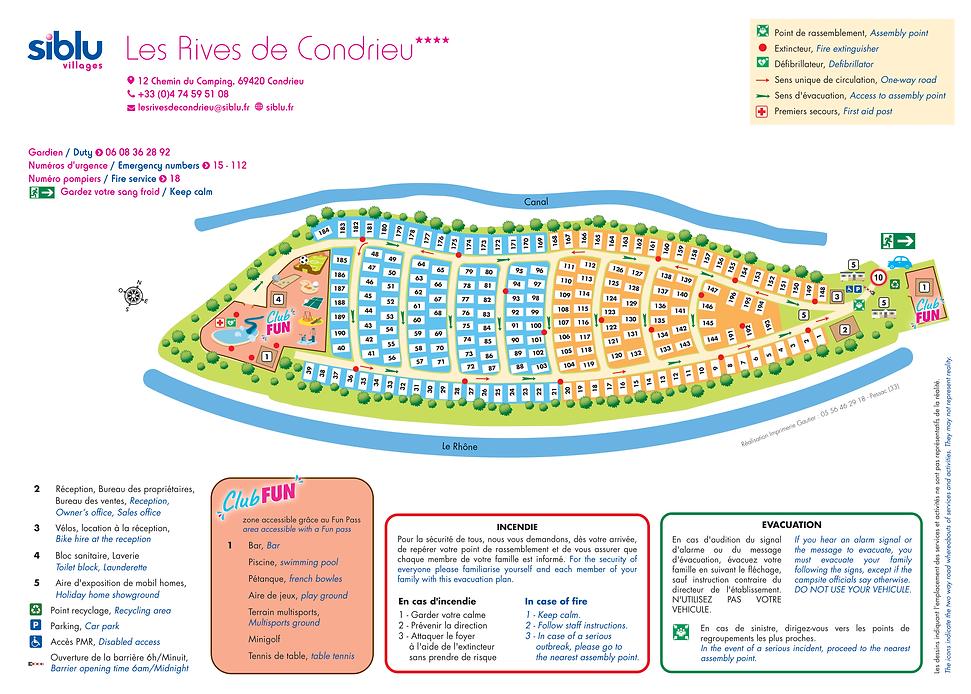 Condrieu_Plan Village