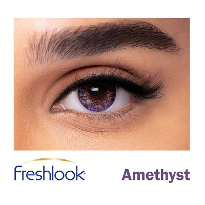 Freshlook Color Blends - Amethyst