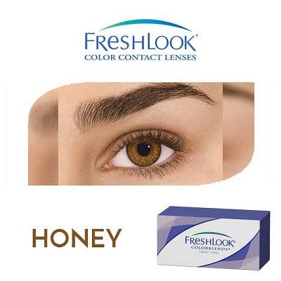 Freshlook Color Blends - Honey