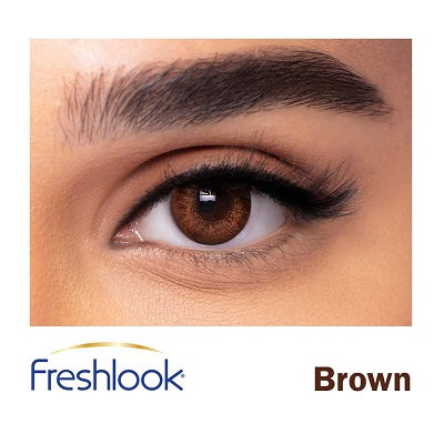 Freshlook Color Blends - Brown