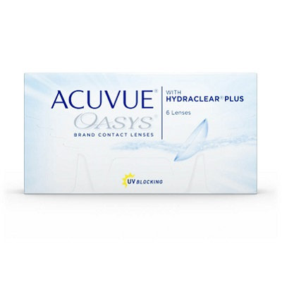 Acuvue Oasys with Hydra Clear PLUS