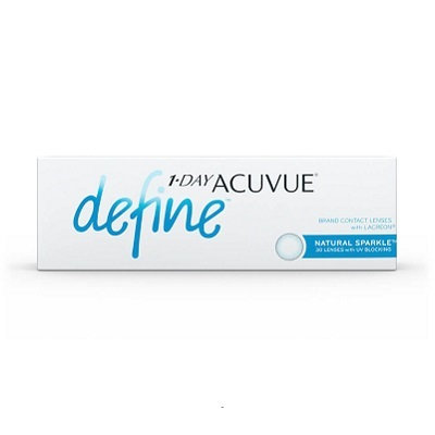 Acuvue Define - Natural Sparkle