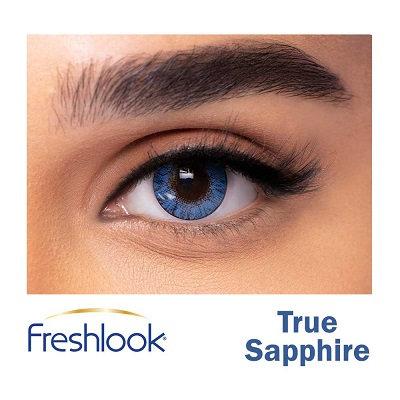 Freshlook Color Blends - True Sapphire