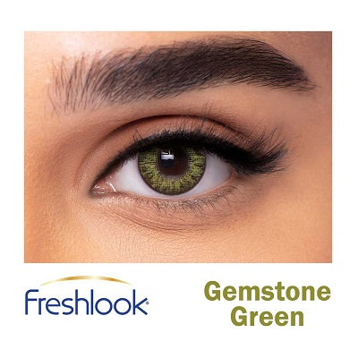 Freshlook Color Blends - Gemstone Green