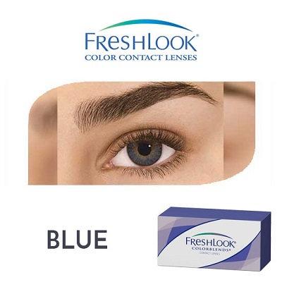 Freshlook Color Blends - Blue