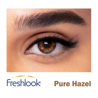 Freshlook Color Blends - Pure Hazel