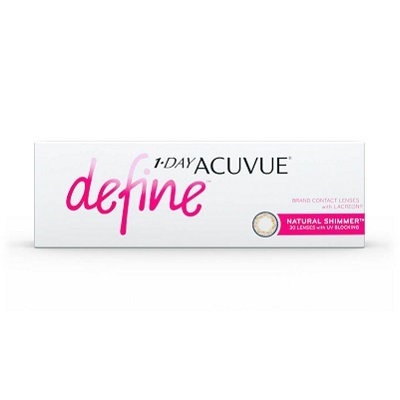 Acuvue Define - Natural Shimmer