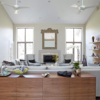 • Furniture & Fabric Selection • Custom Furnishings • Finish & Lighting Selections