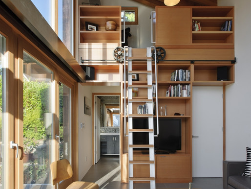 Gain Square Footage Without Construction