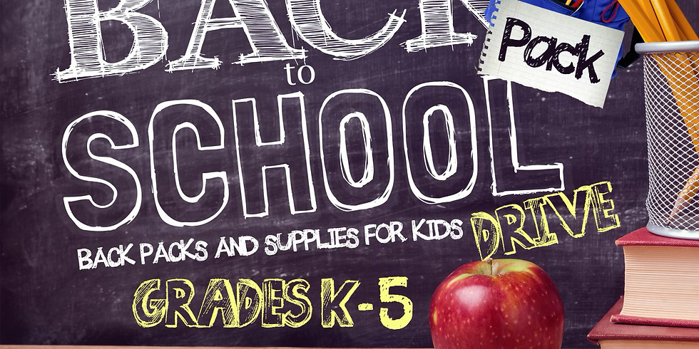 Give Hope: Project Back to School