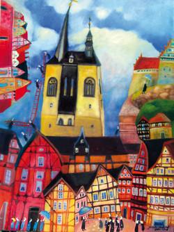 Weltkulturerbe Quedlinburg