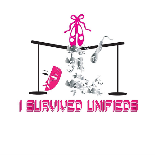 I Survived Unifieds PinkT