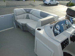 Starcraft EX20R bow couch