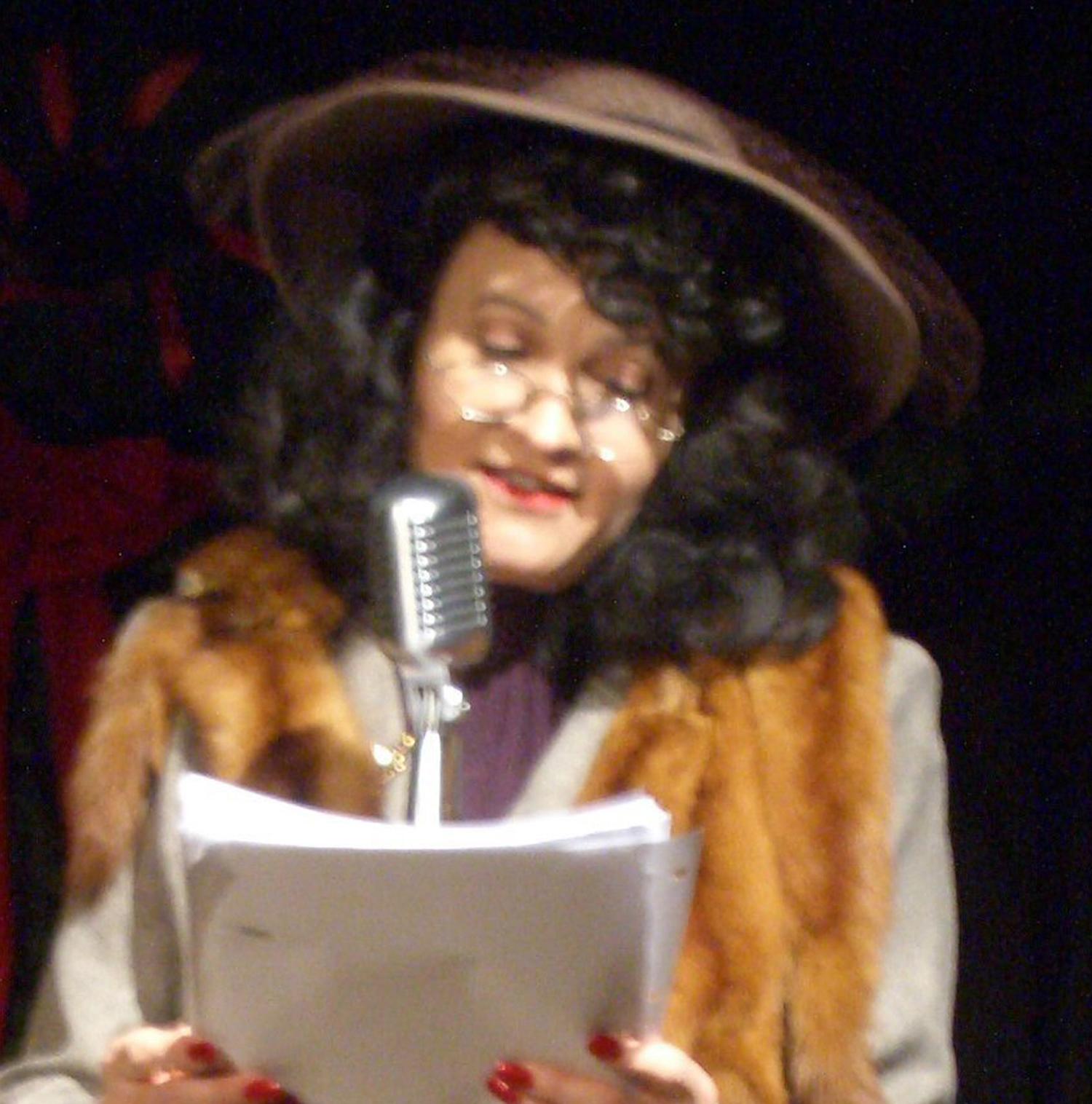 as Rose Bailey, 2008