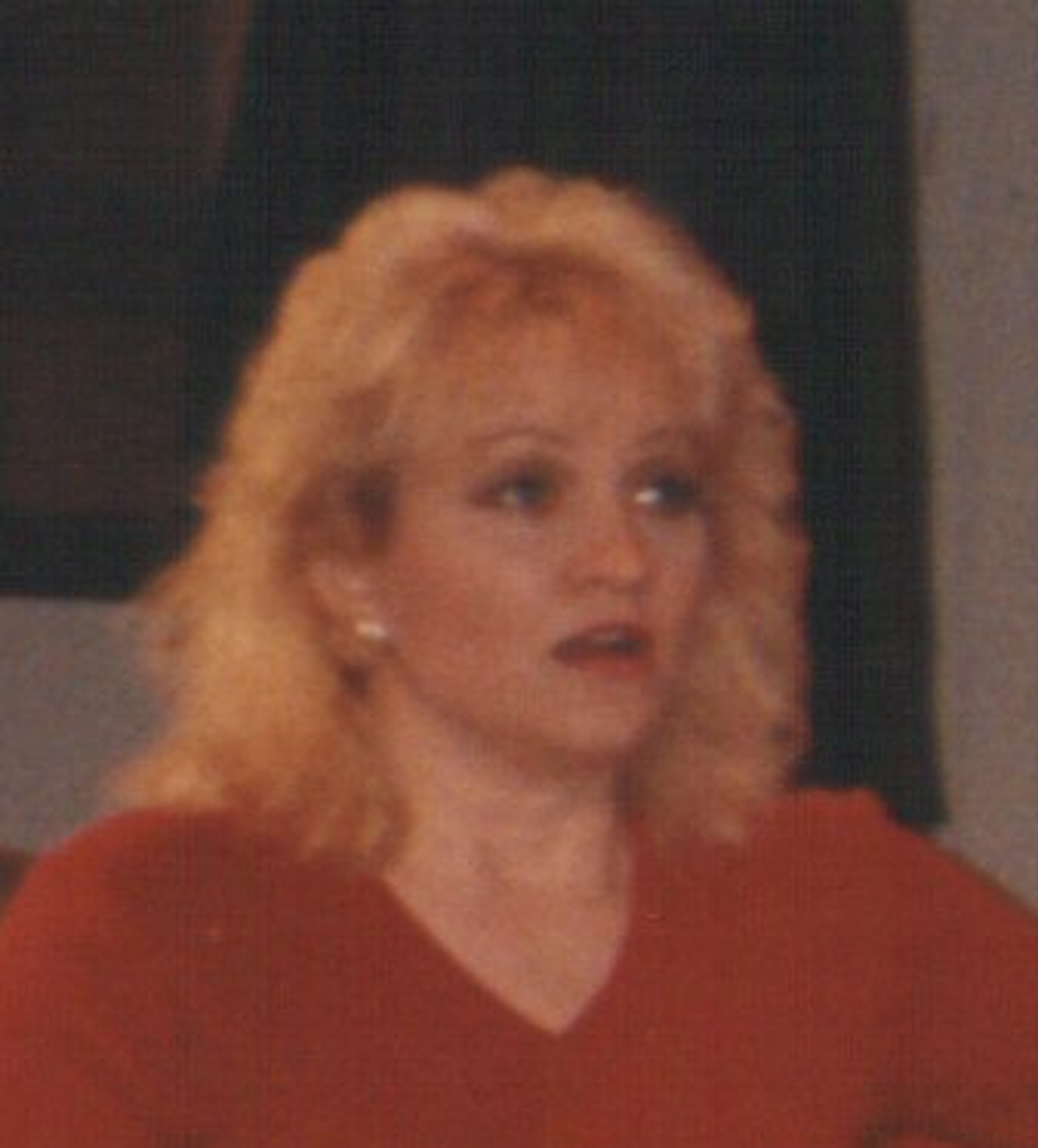 as Gloria Gulock, 1992