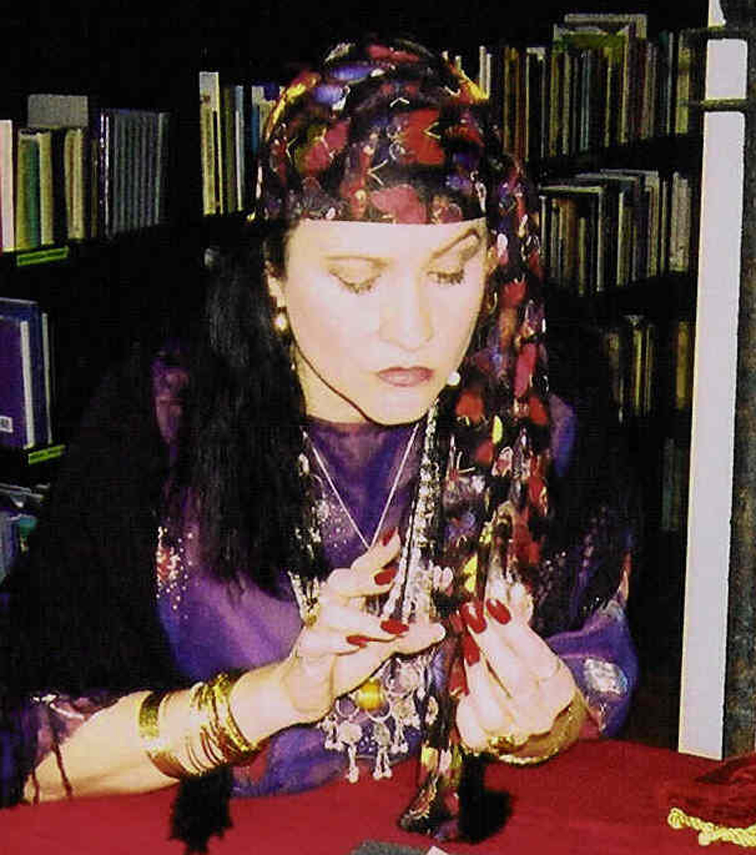 as Elsa the Psychic, 2003