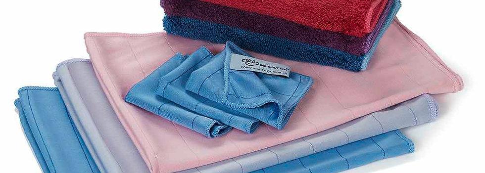 Monkey Clean® Sparset 9-teilig
