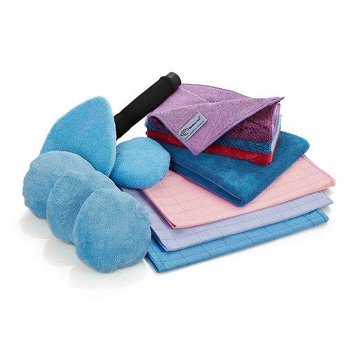 Monkey Clean® 13-teiliges Autopflege-Set