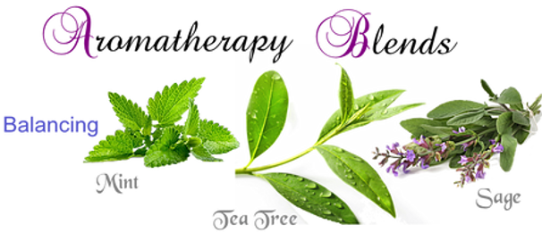 Aromatherapy Blend Balancing