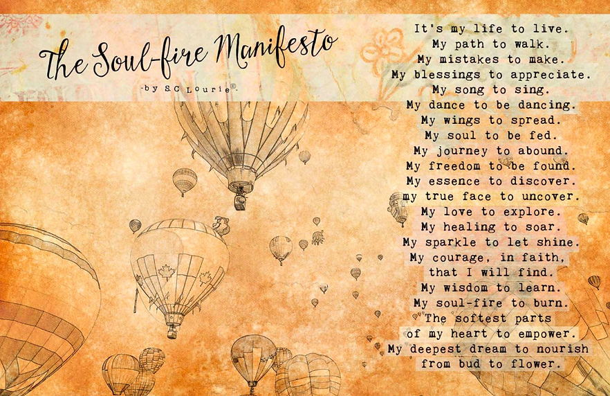 The Soulful Life Manifesto by Butterflie