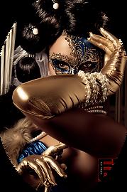 Masquerade ball Mask Carnival Costume Wo