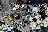 Flatlay Flowers Journaling Self Care.jpg