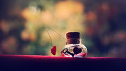 Heart and Key in Bottle Wallpaper.jpg
