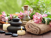 Zen Candles Stone Aromatherapy Oil Heali