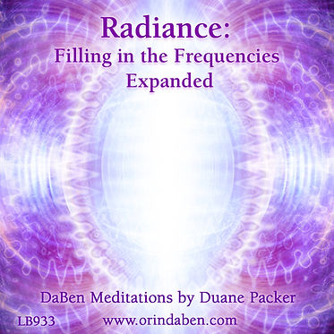 Radiance Filling in the Frequencies Exoa