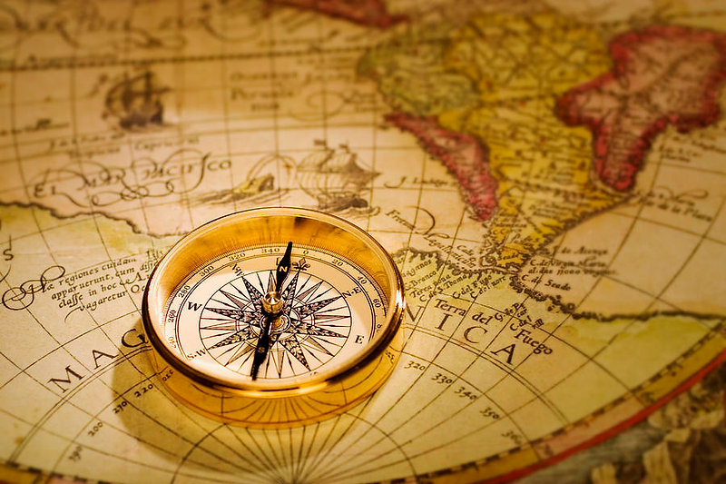map compass-Wallpaper .jpg