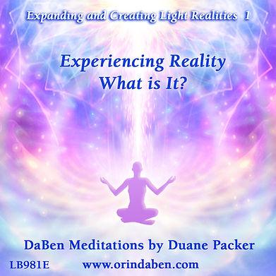 Expanding & Creating Light Realities 1 E