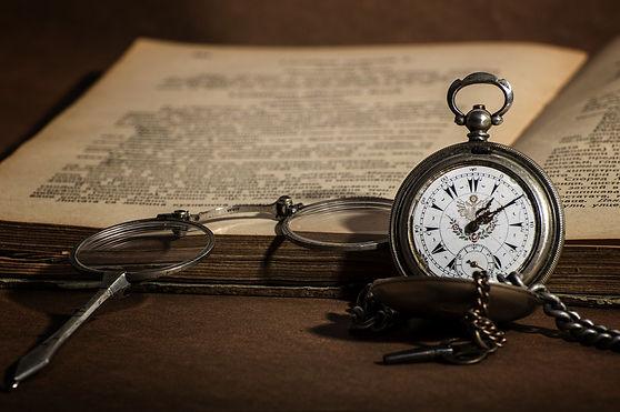 Book Writing Clock Watch Time Journaling .jpg