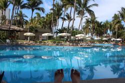 Mazatlan Mexico Swimming Pool