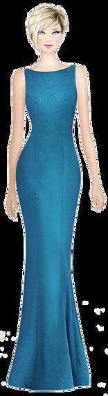 Avatar Elegant Aqua Dress.png