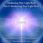 Volume 5 AYLB Awakening Your Light Body.